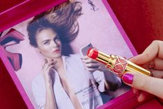 ROSSETTI ROUGE VOLUPTÉ SHINE DI YSL - http://www.2fashionsisters.com/rossetti-rouge-volupte-shine-di-ysl/ - 2 Fashion Sisters Fashion Blog - #YslmytimetoshineYslbeauty, #OilInStick, #Rossetto, #Yslbeauty, #Yslmytimetoshine
