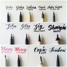 Cocoiro brush pen - Google Search