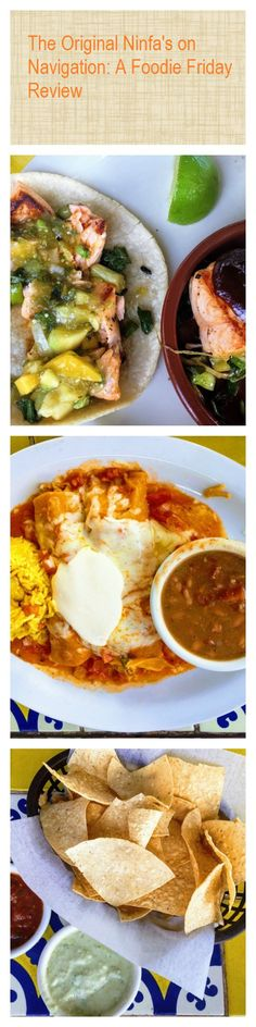 A Review of The Original Ninfa's on Navigation