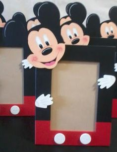Arquivo dos álbuns Theme Mickey, Fiesta Mickey Mouse, Mickey Mouse Parties, Mickey Party, Mickey Mouse First Birthday, Mickey Mouse Baby Shower, Mickey Mouse Clubhouse Birthday Party, Crafts, Party Pictures