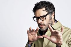 Your command is my wish. Matt Berry, Jemaine Clement, Flight Of The Conchords, Taika Waititi, Heart Emoji, Soul On Fire, Geek Chic, Screenwriting, Funny People
