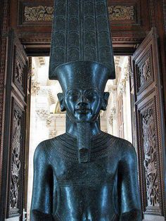 Learn more about ancient Egypt Gods and Goddesses from Amun to Horus and Ra, how was their functions, duties and more about them. Egyptian Mythology, Ancient Egyptian Art, Ancient History, Old Egypt, Egypt Art, Kemet Egypt, Ancient Artifacts, African History, Gods And Goddesses