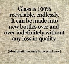 Recycling … let's go back to glass bottles! Pop bottles, mayo jars, Pickle… – Plastik im Meer – Recycling Save Mother Earth, Save Our Earth, Our Planet, Save The Planet, Angst Quotes, Pop Bottles, Glass Bottles, Plastic Bottles, Plastic Plastic
