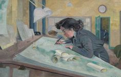 Evelyn Dunbar (Secon