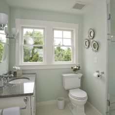 What Is The Best Paint Color For Small Bathroom