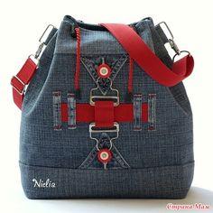 Nielia - bolsas de los pantalones vaqueros 2