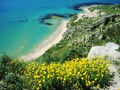 Torre Salsa WWF natural reserve in the South of Sicily- Italy - very close to Torre Salsa Holiday Home