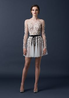 We were still recovering from Paolo Sebastian's sultry Spring/Summer 2014-15 collection when the twenty-four-year-old designer of the South Australian fashion label stunned us yet again with these other-wordly creations in his Autumn/Winter 2015 collection.