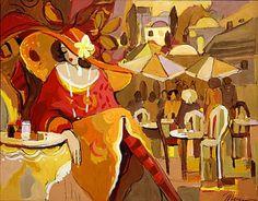 Исаак Маймон (род.1951) - израильский художник