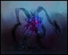 Alien by Trufanov on deviantART