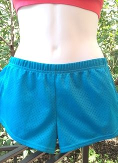 Buy my item on #vinted http://www.vinted.com/womens-clothing/other-shorts/16915316-blue-mesh-soffe-shorts