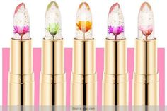 Flower Jelly Lipsticks
