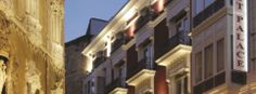 Hôtel Petit Palace Bristol Petit Palace Hotels