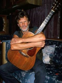 Kris Kristofferson , man that has always been true to himself and his gifts!