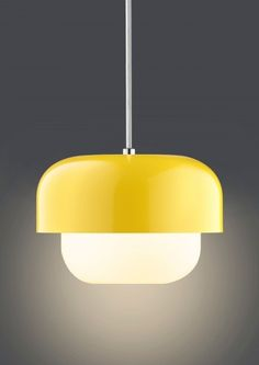 Add some Danish design to your home with this stylish Haipot Pendant Light by Dyberg Larsen. An eye-catching lamp designed by Frank Kerdil which oozes contemporary sophistication.