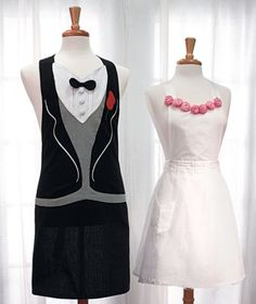 Bride & Groom Fun In The Kitchen  NOW starting as low as  $6.95     each for Fun