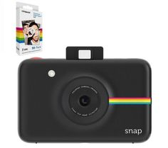 Snap Touch is $99.99 at Best Buy.. Polaroid Snap Instant Camera with 32GB microSD& 50 Prints