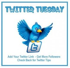 Twitter Tuesday with League Computer Solutions. Stop by our Fan Page http://facebook.com/leaguecomputers share your Twitter handle and make new connections!  Plus, we'll be sharing #Twitter tips throughout the day.