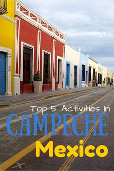 Campeche is located in eastern Mexico on the Yucatán Peninsula and is a UNESCO World Heritage Site. Here's our top picks do to in this walled colonial Yucatan city!