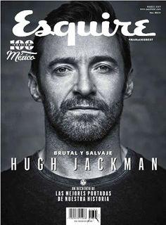 Revistas PDF en Español: Revista Esquire México – Marzo 2017 - PDF True