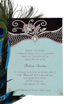 5x7 quinceanera purple zebra black white card purple zebra solutioingenieria Image collections