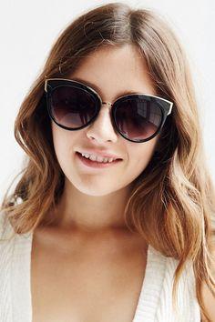 f085901cb0 VIP Cat-Eye Sunglasses. Urban Outfitters ...
