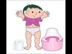 How To Start Potty Training - Learn the Basics - YouTube