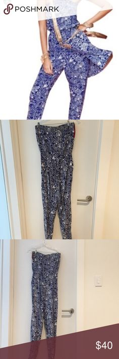 NWT Lilly  for Target Jumpsuit size L. Never been worn in excellent condition! Lilly Pulitzer for Target Pants Jumpsuits & Rompers