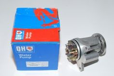 Water Pump - 2.7 TDV6 - Quinton Hazell
