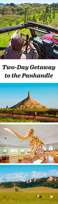 In Nebraska's Panhandle, stand where mammoths once stood, and follow the path of pioneers around Fort Robinson State Park:  http://www.midwestliving.com/travel/nebraska/two-day-getaway-nebraska's-panhandle/ #nebraska #travel #midwest