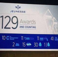 Океан возможностей: 129 наград у компании Anti Aging Skin Care, Your Skin, Serum, Designer