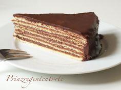 Prinzregententorte French Toast, Breakfast, Desserts, Food, Breakfast Cafe, Tailgate Desserts, Deserts, Essen, Dessert
