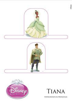Castle -page 4 of 5 Disney Princess Castle, Prince And Princess, Paper Toys, Paper Craft, Princesa Tiana, Disney Princesses And Princes, Sleeping Beauty Castle, Disney Printables, Mini Craft