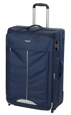 Hardware Lightweight II Trolley L, 2 Rollen Blue/Beige