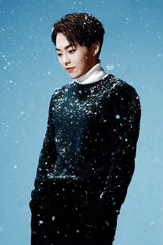 """Xiumin """"Sing for you"""" teaser image"""
