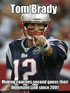 You know, I love Brady. And not in that girly wanna do him kind of way. I love him in a I CANNOT BELIEVE HE IS OUR QB KIND OF WAY. Like waking up every morning with a giant pile of candy.