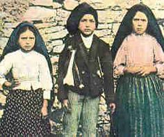 Our Lady of Fatima Jacinta Francisco Lucia - Bing Images