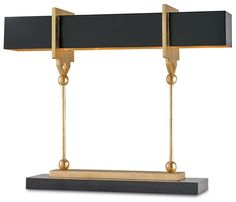 Large Apropos Table Lamp design by Currey & Company