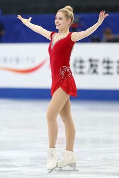 2014 World, Gracie Gold.