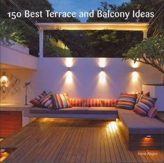 150 Best Terrace and Balcony Ideas is the ultimate resource for innovative terrace, roof garden, patio, and balcony design ideas for outdoor spaces of all shapes and sizes. Featured inside this lavish