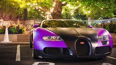 2560x1440 Purple Black Bugatti Wallpaper