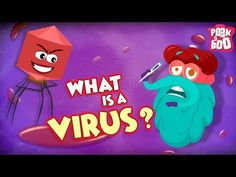 Hey, did you know that almost every ecosystem on Earth contains viruses? Binocs as he gives you a joyride of information about the most spectacular . Science Fair, Science Lessons, Science Education, Health Education, Kids Education, Beginning Of School, First Day Of School, Teaching Kids, Kids Learning