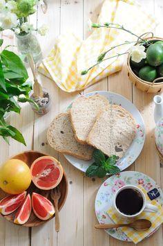 Whole Wheat Maple Bread  全麥楓糖麵包