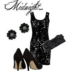 polyvore, such a cute going out outfit :)