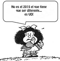 Isn't 2014 who as to be diferent. Moral Frases, Mafalda Quotes, Blush, Expressions, More Than Words, Spanish Quotes, Spanish Posters, Morals, Inspire Me