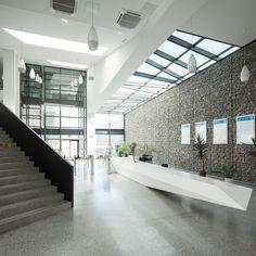 MHM Architects — Cement Plant in Szentlőrinc