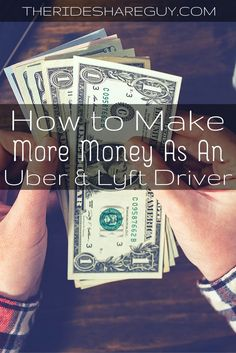 While it may seem harder to make more money as an Uber and Lyft driver, there are some strategies you can use to make more in your city.