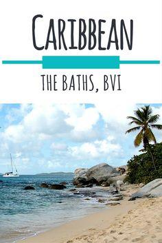 The Baths, Virgin Gorda, British Virgin Islands / Blogbeitrag: Karibik Strände - The Baths & Devil's Bay auf Virgin Gorda #Caribbean #BVI #VirginGorda #TheBaths #travel #luxurytravel #travelblog #travelblogger #Karibik #Reise #Urlaub #Reiseblog #Reiseblogger