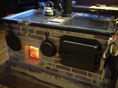 Build Your own Masonry Fireplace - Masonry Heater - Masonry Stove (Sample Clips) - YouTube