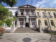 https://flic.kr/p/V6a6Ju | UFRJ - Universidade Federal do Rio de Janeiro | Está sendo restaurada.  No bairro da Urca, Rio de Janeiro, Brasil. Tenha um belo dia! :-)  _____________________________________________  FURJ - Federal University of Rio de Janeiro   It is being restored.  At Urca neighborhood, Rio de Janeiro, Brazil. Have a great day! :-)  _____________________________________________   Buy my photos at / Compre minhas fotos na Getty Images  To direct contact me / Para me contactar…